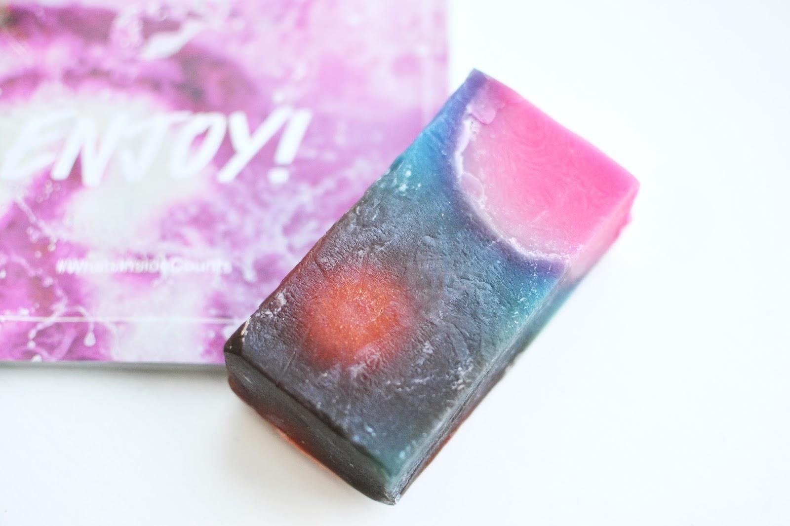 baked alaska soap lush