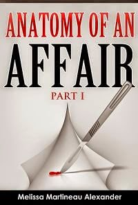 anatomy of an affair, melissa martineau alexander