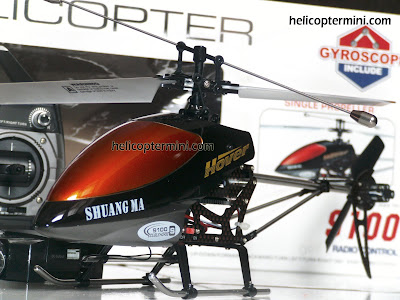 DH9100 3CH RC Helicopter