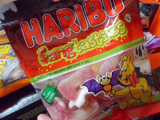 haribo halloween themed fang tangy sweets