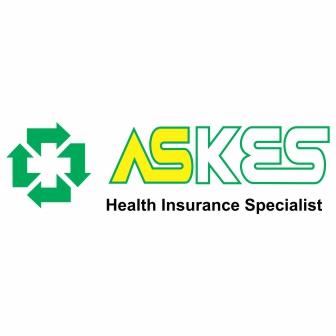 ASKES Logo Vektor Asuransi Kesehatan CDR