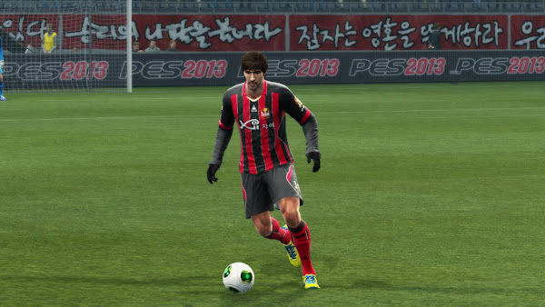 PES 2013 Kits FC Seoul 2013 GDB by Grand Bleu