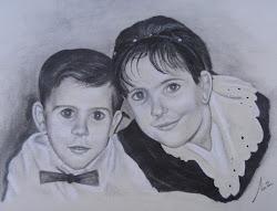 Mis hijos cuando eran  pequeños
