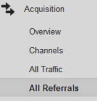 blog referral traffic