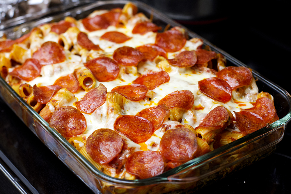 Richelderfers' Recipes: Manicotti Italian Casserole ~ by Sarah