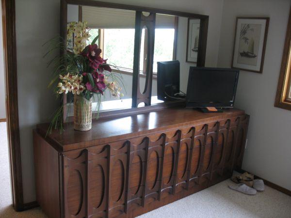 Mid Century Sensibilities Brutalist Bedroom Set Find On