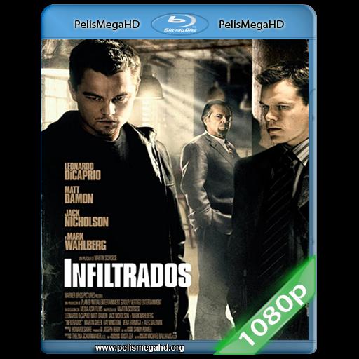 LOS INFILTRADOS [THE DEPARTED] (2006) 1080P HD MKV ESPAÑOL LATINO