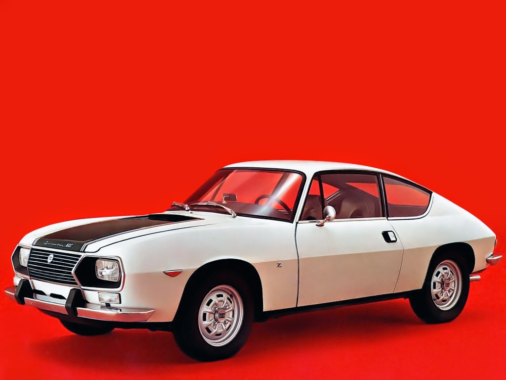 fab wheels digest f w d lancia fulvia sport zagato 1967 76. Black Bedroom Furniture Sets. Home Design Ideas