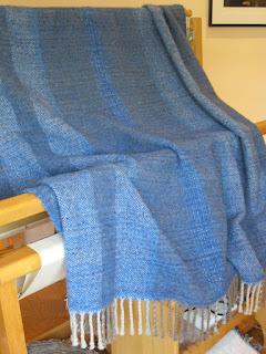 Double width wool blanket