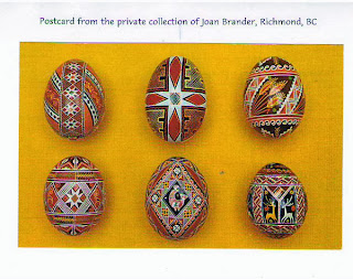 Ukrainian Gift Shop postcard. SERIES 3. #801128