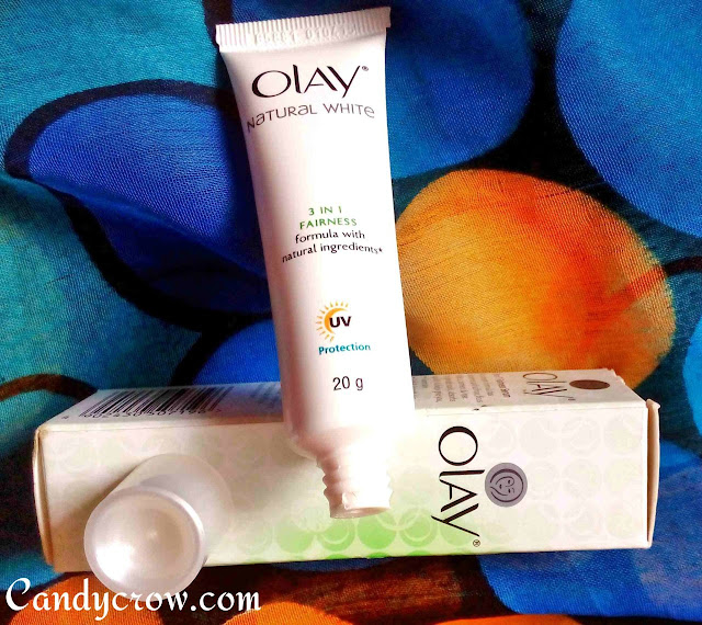Olay Natural White 3 in 1 Fairness Cream Review