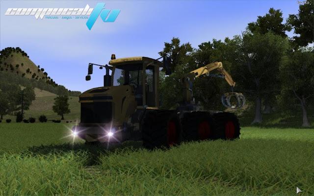 Capturas Woodcutter Simulator 2013 PC Juego