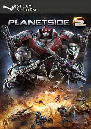 PlanetSide 2 Download for PC + backup Steam