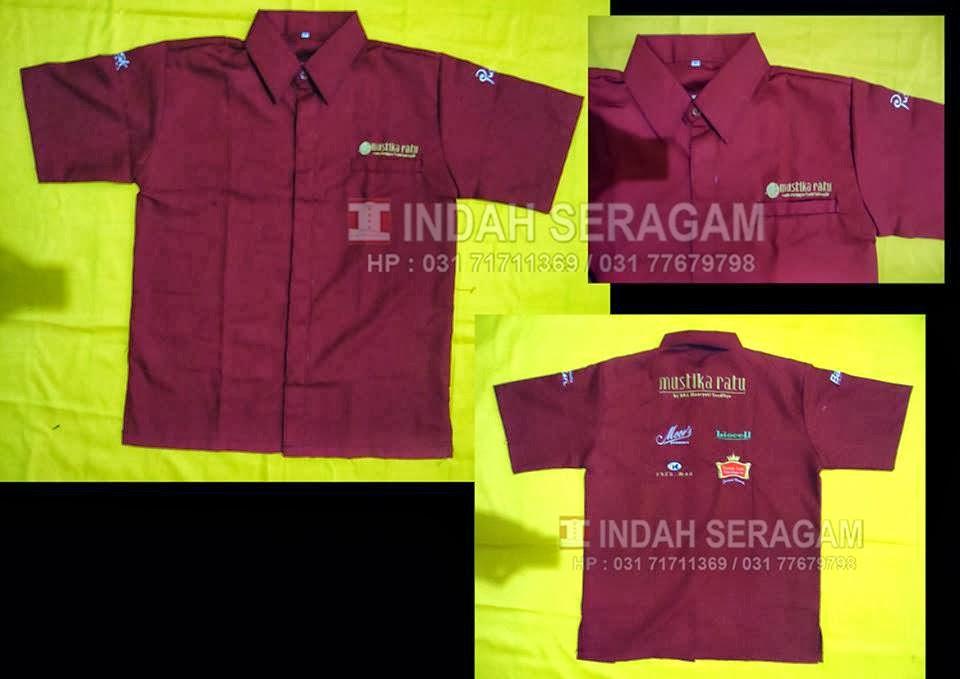 Indah seragam mustika ratu uniform for Spa uniform indonesia