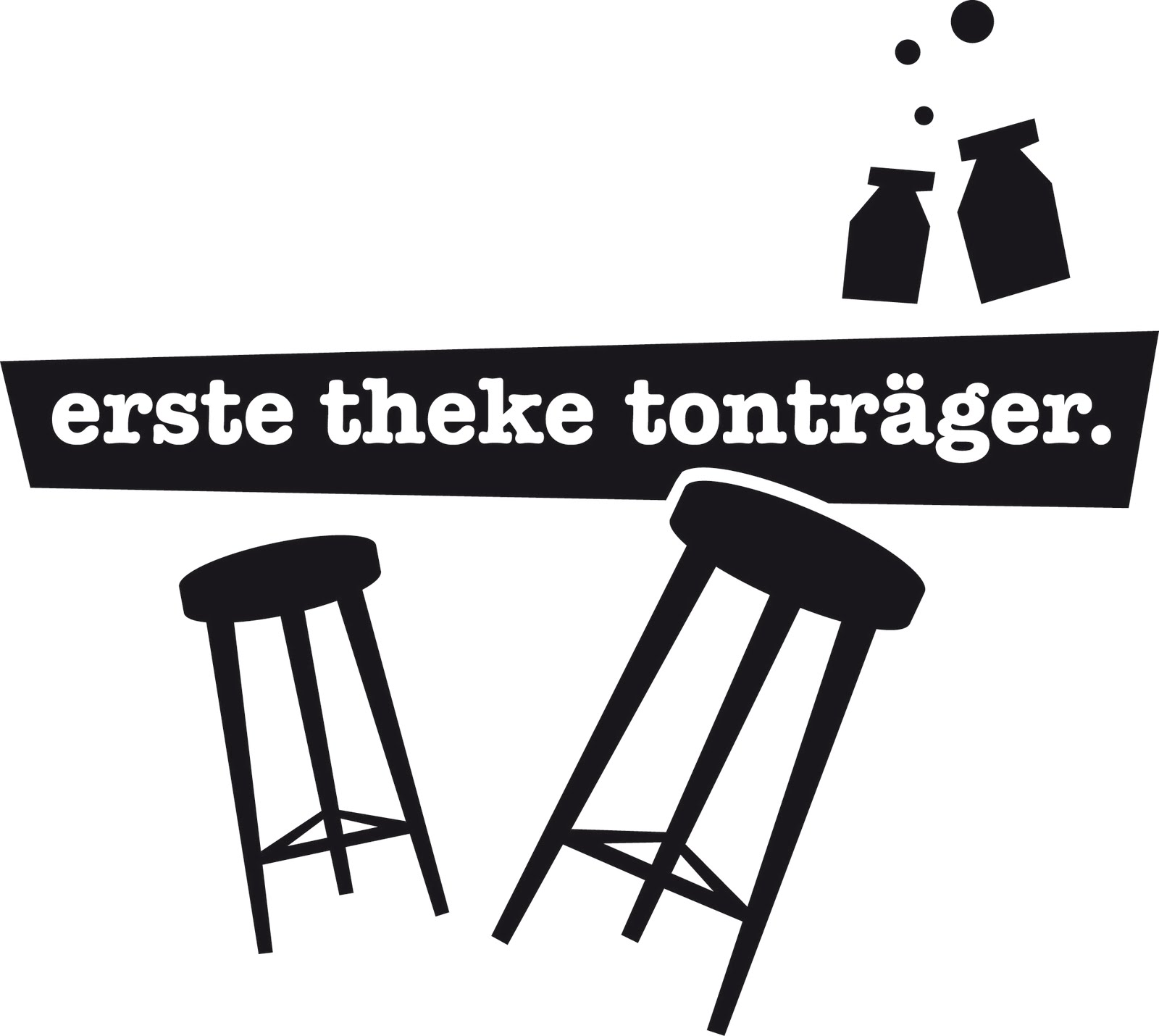 Erste Theke Tontrger