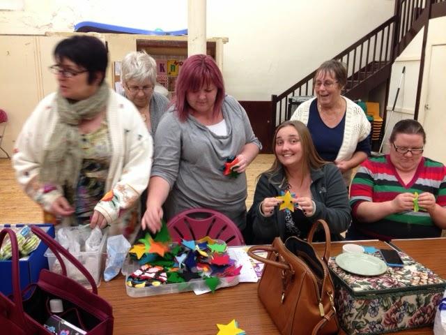 Knit Natter And Stitch New Bradwell : Knit, Natter & Stitch : 2015