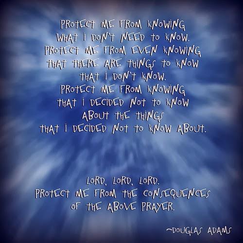 Exclusive Douglas Adams Quotes | Wallpaper Keren