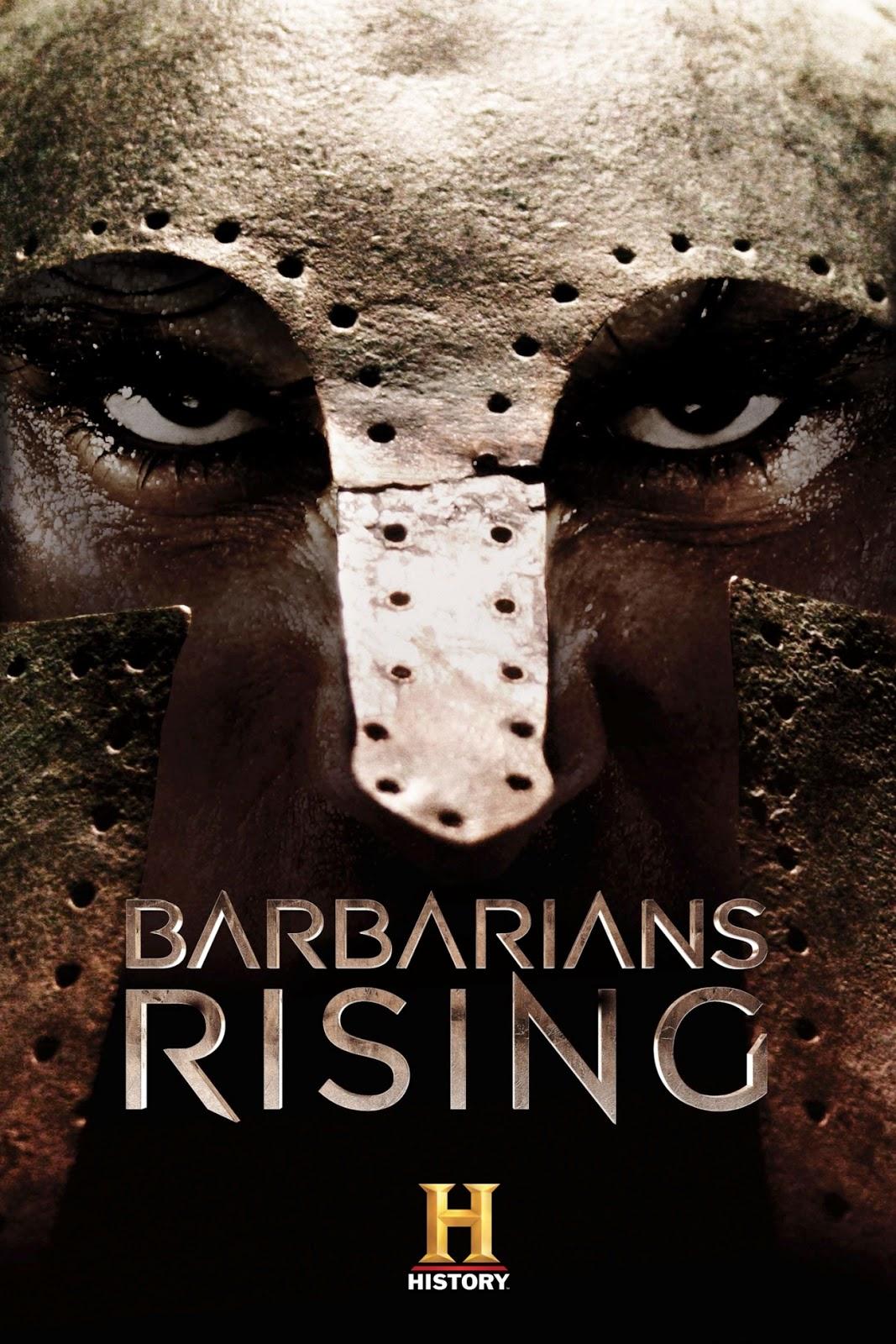 Capitulos de: Barbarians Rising