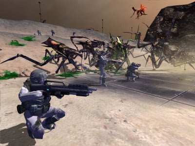 Starship Troopers PC Direct Download