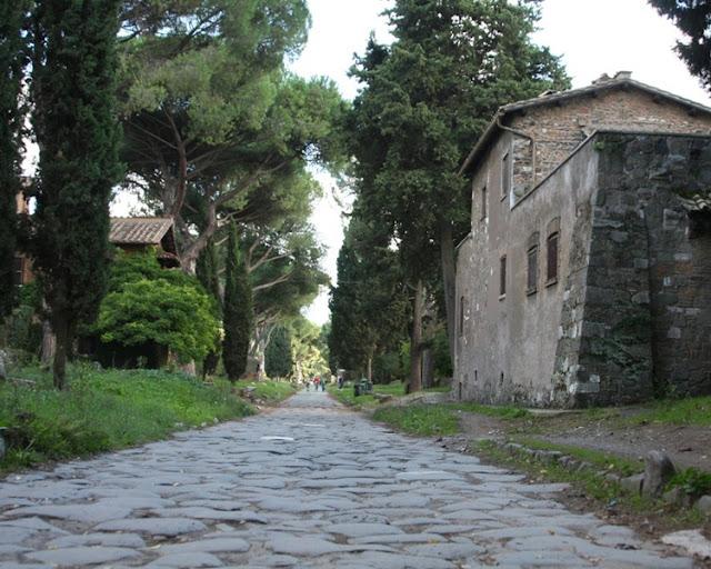 Appian Way  - Italy