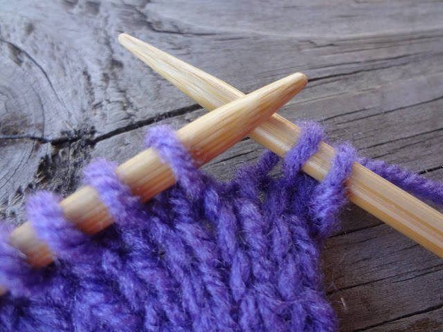 Fiber Flux: How to Work the Basic Bind Off