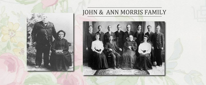 The John & Ann Morris Family