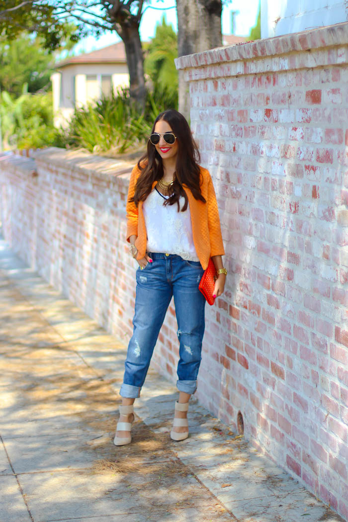 asos quilted jacket and boyfriend shorts, asos, outfits