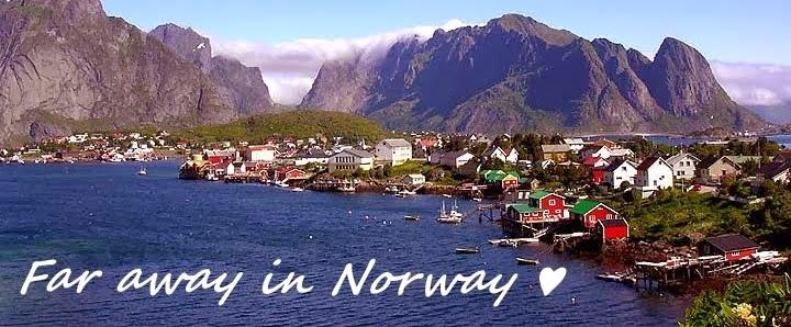 Away in Norway ♥