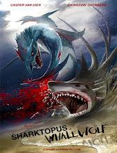 Sharktopus vs. Whalewolf (2015) [Vose]