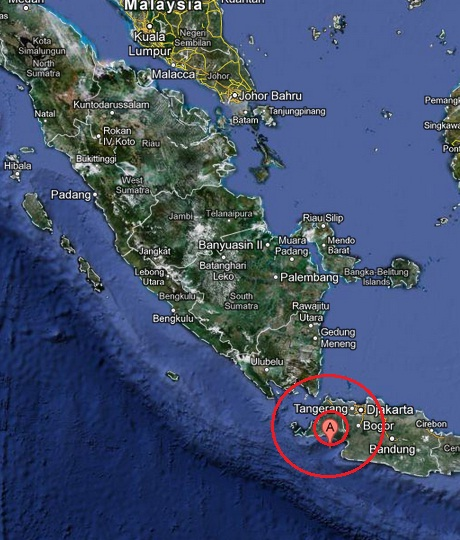 java, indonesia earthquake 2013 April 08