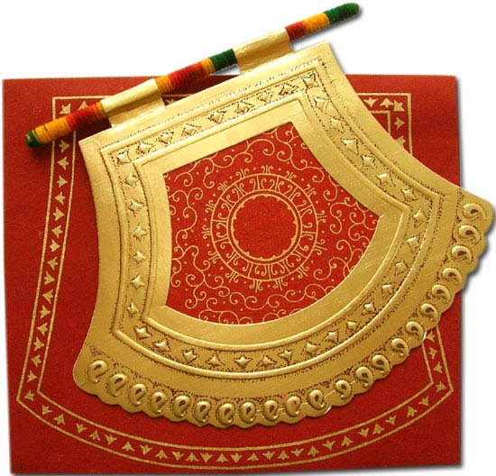 Indian Home Decor Ideas That Reflect Indian Culture: HSJ Consultant Services: Wedding Cards Dizains