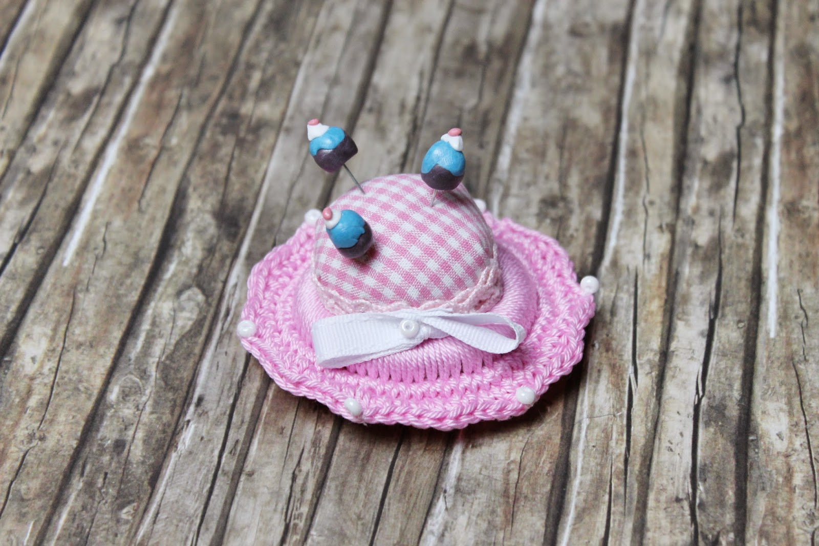 DIY Stecknadeln Cupcakes und Muffins