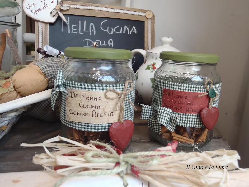 Il Gufo e la Luna shabby chic & country style: Per la festa dei Nonni!!!