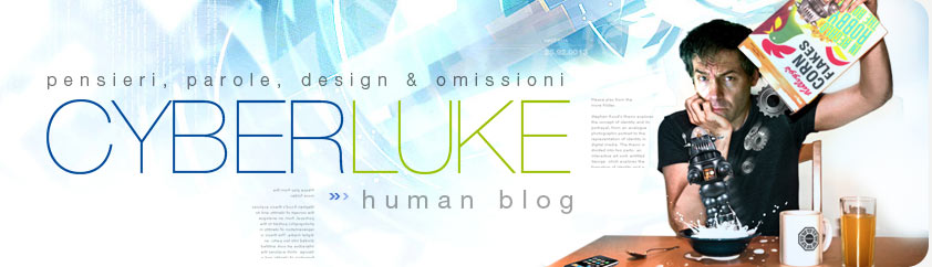 Cyberluke blog