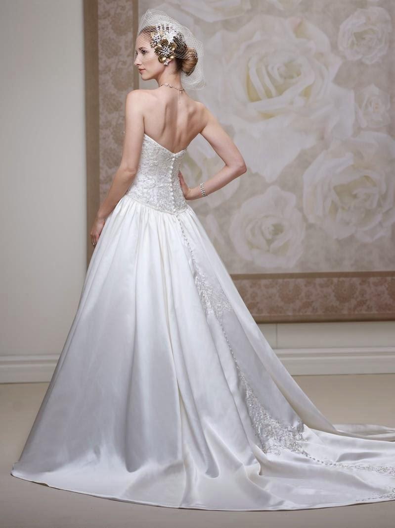 James Clifford Spring 2014 Bridal Collection