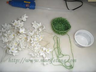 çiçek yenileme
