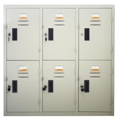 how to break open a locker lock