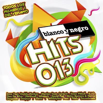 VA – Blanco y Negro Hits 013: Todos Los Números 1 Del Verano (2013)