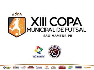 XIII COPA MUNICIPAL DE FUTSAL