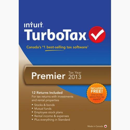 Intuit TurboTax 2013 Image