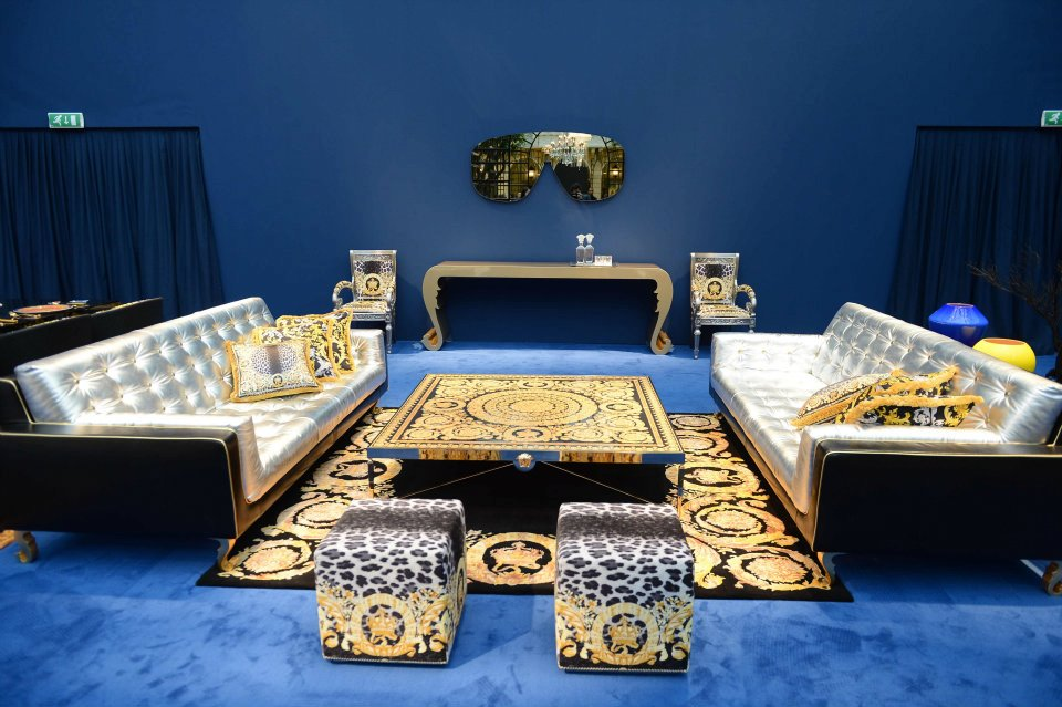 Versace Home Collection 2012 Decoraci N