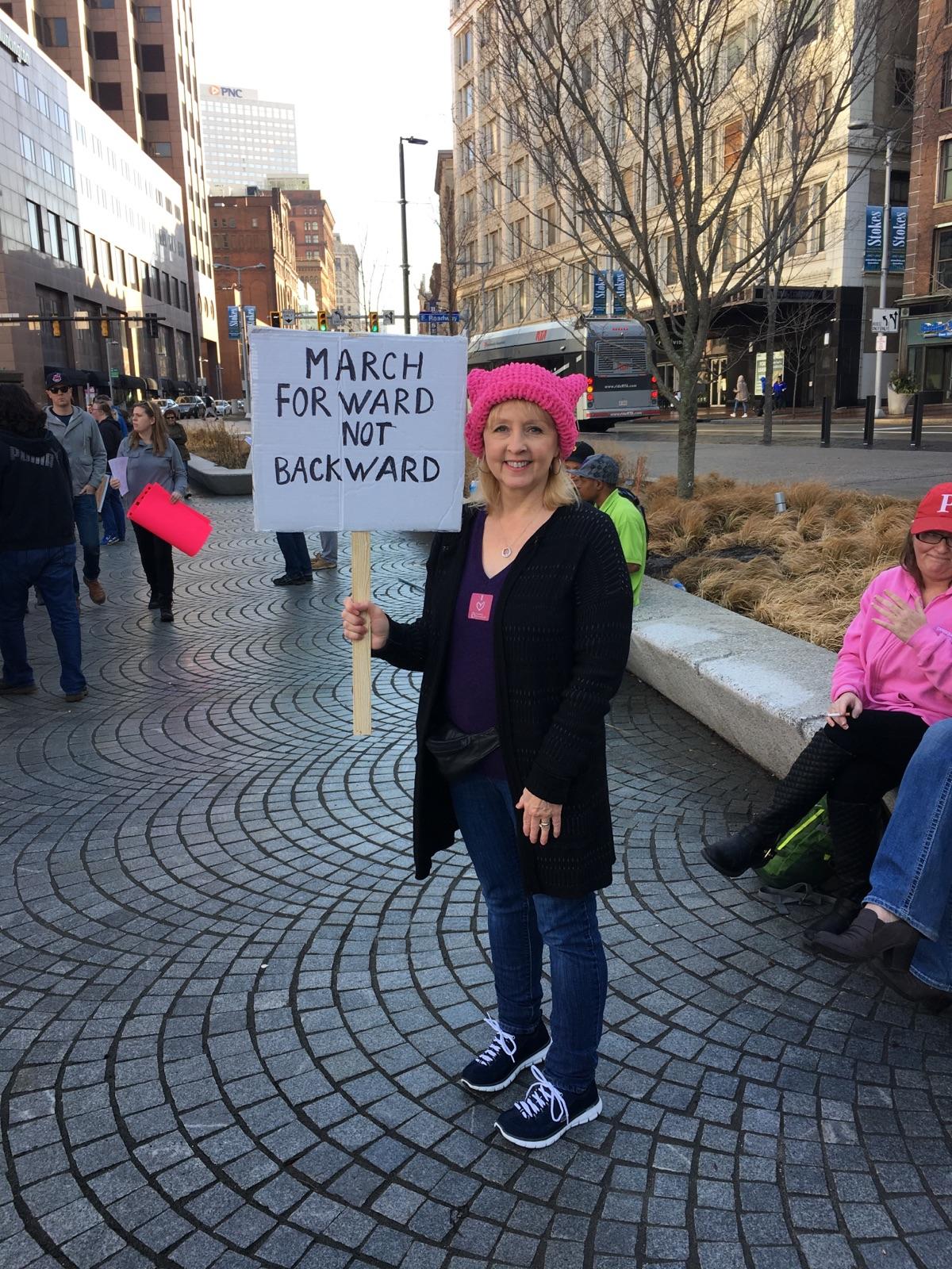 Women's March 1/21/17