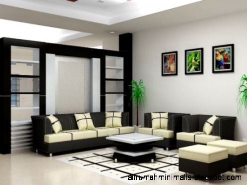 gambar desain interior ruang