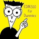 picture of EDM 310 for dummies