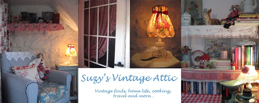 Suzy&#39;s Vintage Attic