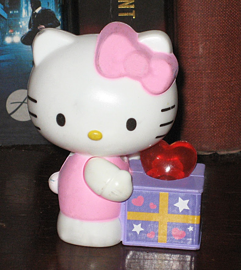 Hello Kitty Toy Food : Percy s fast food toy stories hello kitty with gift box mcd