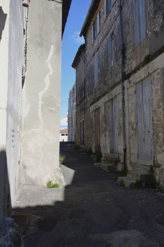Rue de la Grotte - L'Amphithéâtre