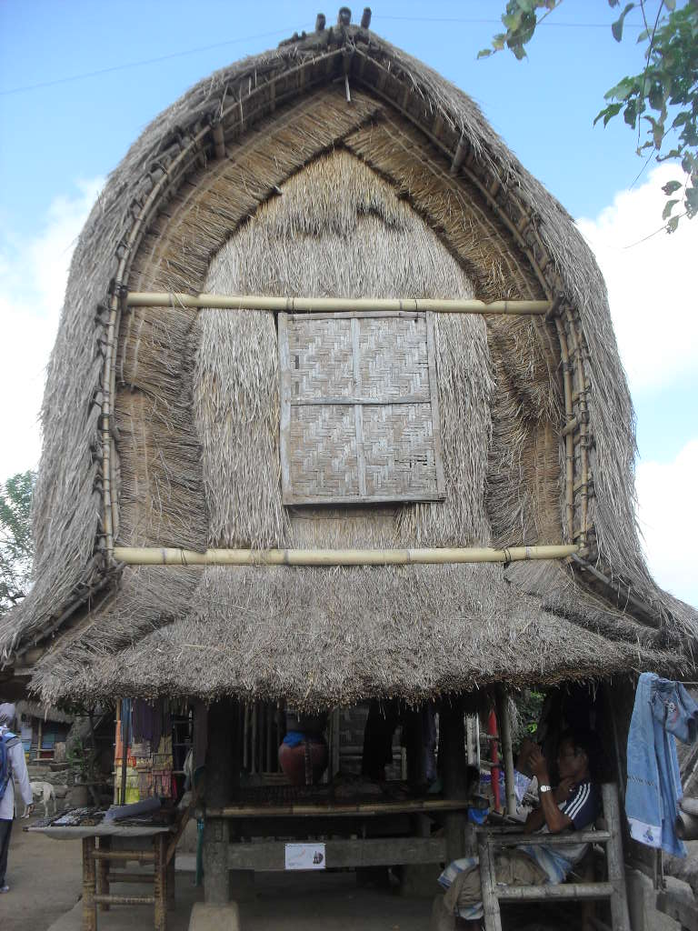 Rumah Adat Lombok Modern Rumah Adat Suku Sasak Lombok