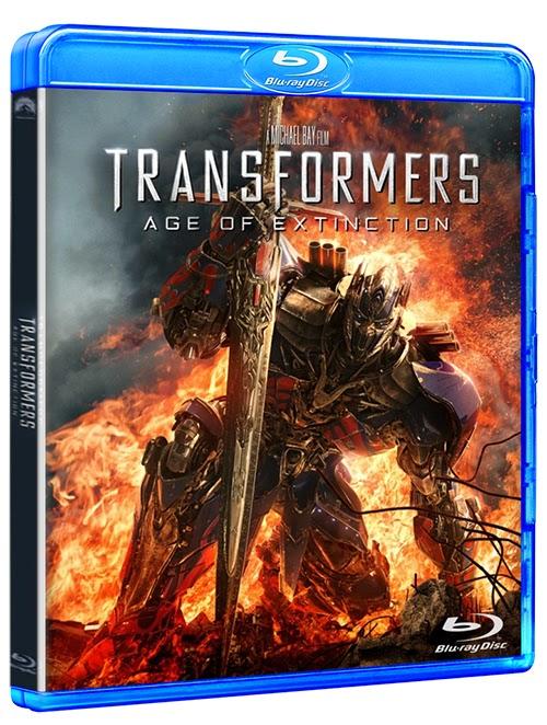 Transformers - A Era da Extinção