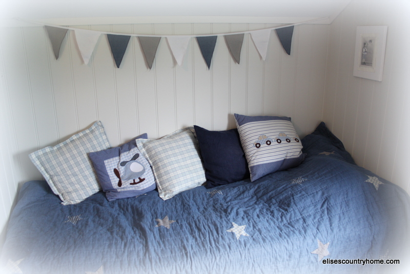 Elise's country home: inspirerende gutterom